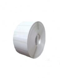 Bestval Rollo de Etiquetas 1000121, 54 x 18mm, 4 x 2365 Etiquetas, Blanco