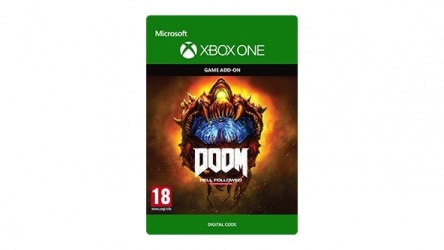 DOOM: Hell Followed, Xbox One ― Producto Digital Descargable