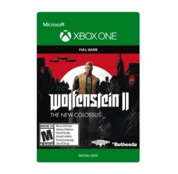 Wolfenstein II: The New Colossus, Xbox One ― Producto Digital Descargable