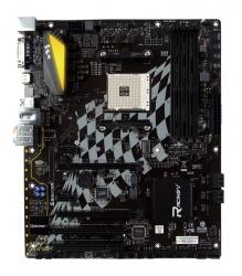 Tarjeta Madre Biostar ATX B350GT5, S-AM4, AMD B350, HDMI, 64GB DDR4 para AMD