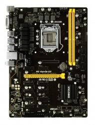 Tarjeta Madre Biostar ATX TB250-BTC PRO Ver. 6.x, S-1151, Intel B250, 32GB DDR4, para Intel