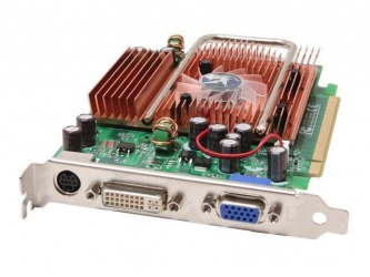 Tarjeta de Video Biostar NVIDIA GeForce 6600GT, 0.256GB 128-bit GDDR2, PCI Express x16