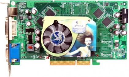 Tarjeta de Video Biostar NVIDIA GeForce 6800 XT, 0.256GB 128-bit GDDR2