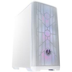 Gabinete BitFenix Nova Mesh SE, Midi-Tower, ATX/Micro ATX/Mini-ITX, USB 3.0, sin Fuente, Blanco