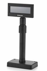 Bixolon Pantalla POS Pole BCD-2000, USB 2.0, Negro