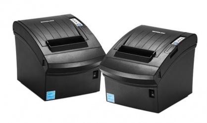 Bixolon Impresora de Tickets SRP-350PLUSIIICOPG, Térmica Directa, Inalámbrico/Alámbrico, USB + Paralelo, Negro - no Bluetooth