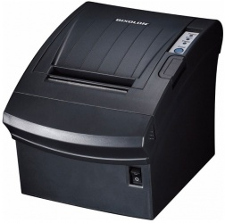 Bixolon Impresora de Tickets SRP-350PLUSIIICOBiG, Térmica Directa, USB 2.0, Ethernet, Bluetooth, Negro