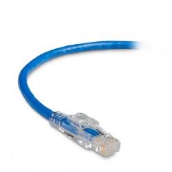 Black Box Cable Patch Cat5e UTP sin Enganches RJ-45 Macho - RJ-45 Macho, 3 Metros, Azul