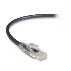 Black Box Cable Patch Cat6 UTP sin Enganche RJ-45 Macho - RJ-45 Macho, 15.2 Metros, Violeta