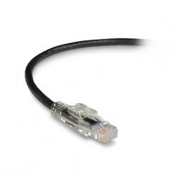 Black Box Cable Patch GigraTrue 3 Cat6 UTP RJ-45 Macho - RJ-45 Macho, 2.1 Metros, Negro