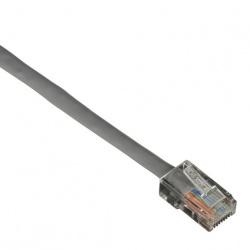 Black Box Cable Patch Cat6 UTP RJ-45 Macho - RJ-45 Macho, 90cm, Gris