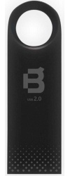 Memoria USB Blackpcs MU2108, 8GB, USB 2.0, Negro