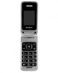Bleck BL-915526, Teléfono Movil Básico, Plata