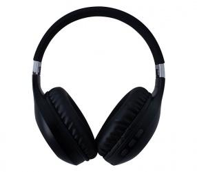 Blux Audífonos DJ AP-012, Bluetooth, Inalámbrico, Negro