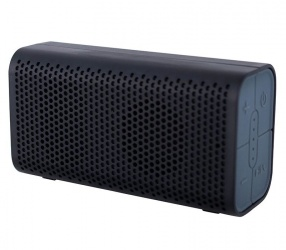 Blux Bocina Portátil S76, Bluetooth, Inalámbrico, 5W RMS, Negro