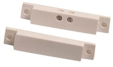 Bosch Contacto Magnético ISN-C60-W para Puerta/Ventana, Alámbrico, Blanco - 10 Piezas