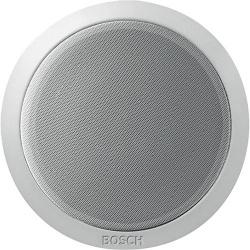 Bosch Bocina de Techo LHM0606/10, Alámbrico, 1.0 Canales, 6W RMS, 9W PMPO, Blanco