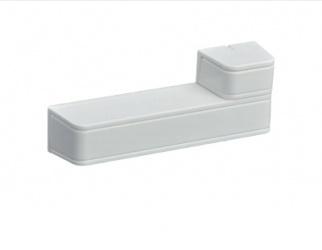 Bosch Contacto Magnético RFDW-SM-A para Puerta/Ventana, RF Inalámbrico, Blanco