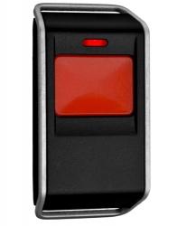 Bosch Control Remoto de 1 Botón, Radion Panic, Negro/Rojo