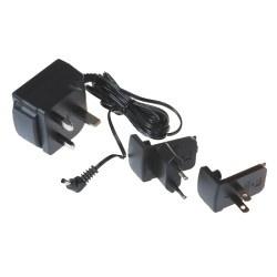 Brainboxes Adaptador de Energia PW-800, Entrada 100-240V, Salida 1.2A, Negro
