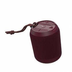 Braven Bocina Portátil BRV Mini, Bluetooth, Inalámbrico, 5W RMS, USB-C, Rojo - Resistente al Agua