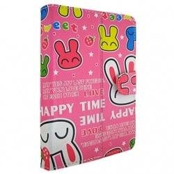 BRobotix Funda para Tablet 7'', Diseño Happy Time