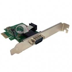 BRobotix Tarjeta PCI Express 012923, Alámbrico, 1x RS-232, 2.5Gbit/s