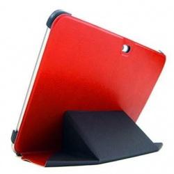 BRobotix Funda para Samsung Galaxy Note 10.1'', Rojo