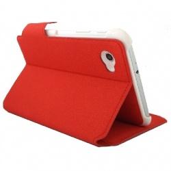 BRobotix Protector para Samsung Galaxy Tab 2 de 7'', Rojo