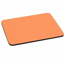 Mousepad BRobotix 144755-7, 18.5 x 22.5cm, Naranja