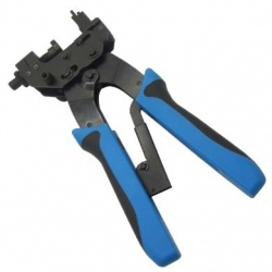 BRobotix Pinzas Crimpadoras 170510, Azul