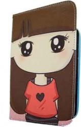 BRobotix Protector para Samsung Galaxy Tab 3 de 7'', Candy Corazón