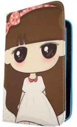 BRobotix Protector para Samsung Galaxy Tab 3 de 7'', Candy Vestido