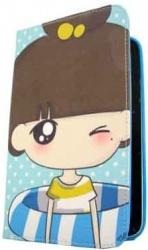 BRobotix Protector para Samsung Galaxy Tab 3 de 7'', Candy Salvavidas