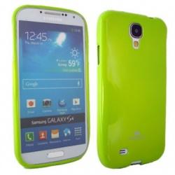 BRobotix Funda 300951V para Samsung Galaxy S4, Verde