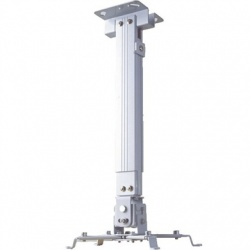 BRobotix Soporte Universal para Proyector, max. 10KG, Acero Inoxidable