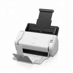 Scanner Brother ADS-2200, 600 x 600 DPI, Escáner Color, USB 2.0, Blanco