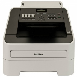 Brother FAX-2840 Laserfax 20 ppm, Blanco y Negro, Pantalla LCD