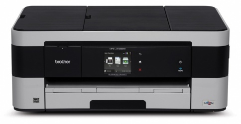 Multifuncional Brother Business Smart MFC-J4420DW, Color, Inyección, Inalámbrico, Print/Scan/Copy/Fax