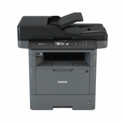Multifuncional Brother MFC-L5900DW, Blanco y Negro, Láser, Inalámbrico, Print/Scan/Copy/Fax