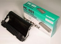 Cinta Brother PC401, Negro - para FAX-565, MFC-660MC