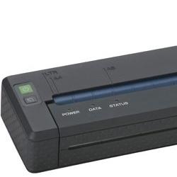 Brother Impresora Móvil PJ-622MX, Térmica Directa, Alámbrico, USB 2.0, Negro
