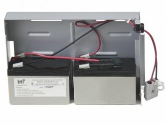 BTI Batería de Reemplazo RBC22-SLA22-BTI, VRLA, 12V