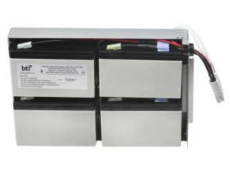 BTI Batería de Reemplazo para No Break RBC23-SLA23-BTI, 12V, 7.2Ah