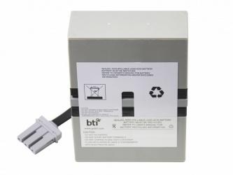 BTI Batería de Reemplazo para No Break RBC32-SLA32-BTI, 12V, 7.2Ah