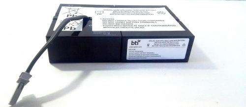 BTI Batería de Reemplazo para No Break RBC59-SLA59-BTI, 12V
