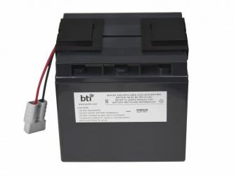 BTI Batería de Reemplazo para No Break RBC7-SLA7-BTI, 12V, 18Ah