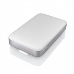 Disco Duro Externo Buffalo MiniStation Thunderbolt, 1TB, USB 3.0, Blanco