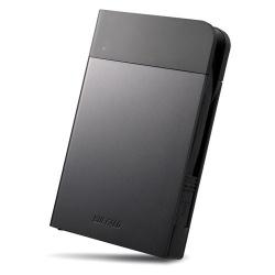 Disco Duro Externo Buffalo MiniStation Extreme NFC, 2TB, USB A 3.2, Negro