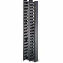 C2G Organizador Vertical Doble para Rack 35